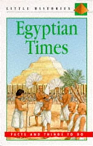 Book Egyptian Times (Little Histories)