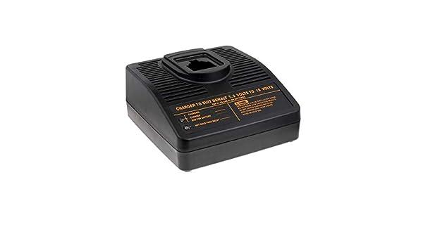 Powery Cargador de batería para Würth lámpara portátil HL18 ...