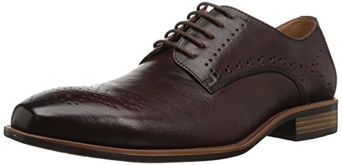 Mens Burgundy Oxfords - Steve Madden Men's Gable Oxford, Burgundy, 10.5 M US