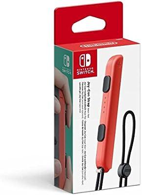 Nintendo - Correa Joy-Con, Color Rojo (Nintendo Switch): Amazon.es ...