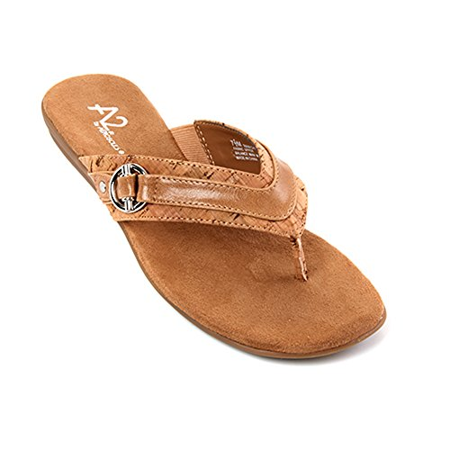 Aerosoles A2 by Womens Rain Chloud Flip-Flop Thong Sandals