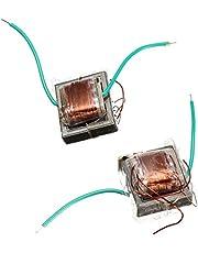10KV High Frequency High Voltage Transformer Booster Coil Inverter 20Pcs