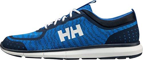 Helly Hansen Hp Shoreline F-1 Zapatos de Cordones Oxford, Hombre, Rojo (Rojo 655), 40 EU Azul (Azul 503)