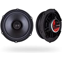 SOUMATRIX VHK2 Passat Wagon CC Inspirit 8 Speaker Sound Upgrade Kit - Set of 4 (Black)