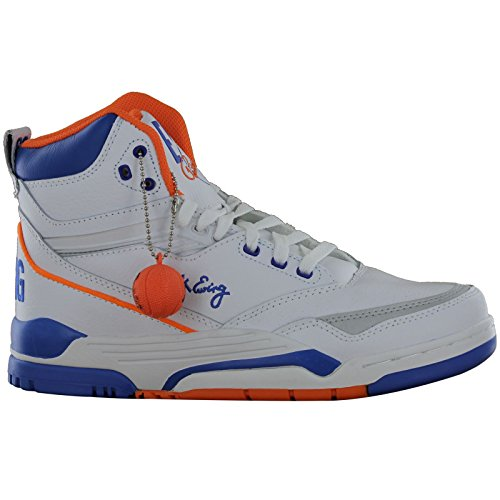 Zapatillas Hombre Patrick Ewing Center Hi White Talla 8.5 Uk