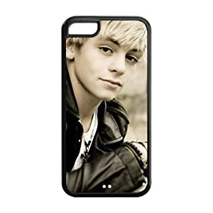 Personazlied R5 Ross Lynch Music TPU Inspired Design Case Cover Protective For Iphone 5c iphone5c-NY229