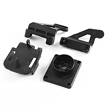 Aexit Carbon Fiber Electrical equipment FPV Monitor Holder LCD Display Mounting Bracket for Transmitter