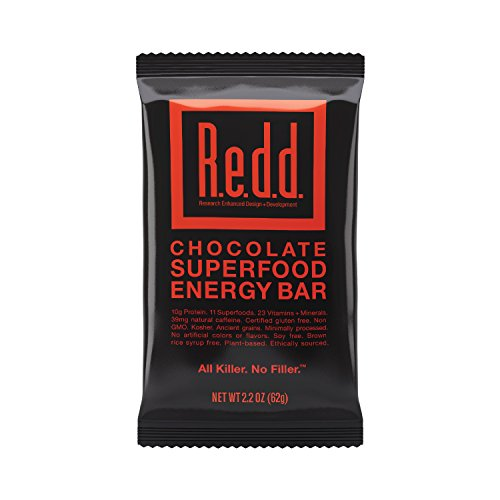 Redd Gluten Free Vegan Superfood Energy Bar