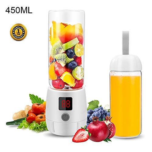 Veggie Blender Baby Food Maker Healthy Food Machine for Children Portable Juicer Maker Travel Blender for Protein Shake Food Processor Machine Countertop Blender Babyfood Mixer to Go Health Blender Fruit Grinder Machine Electric