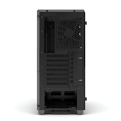 Phanteks PH-EC416PSTG_AG Eclipse P400S Silent Edition with Tempered Glass, Anthracite Grey Cases by Phanteks (Image #8)