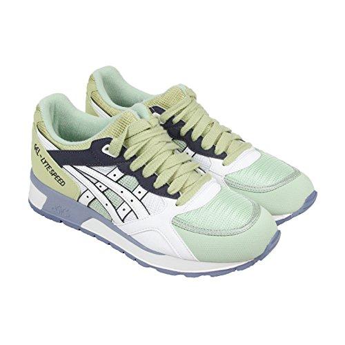 ASICS Men's Gel-Lyte V Fashion Sneaker, Black, 8 M US