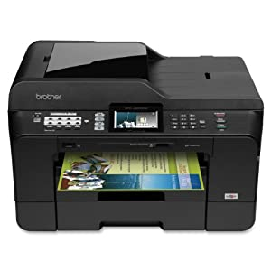 Amazon Com Brother Mfcj6910dw Business Inkjet All In One