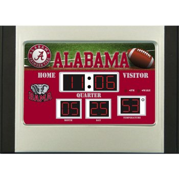 NCAA Licensed Alabama Crimson Tide 6.5