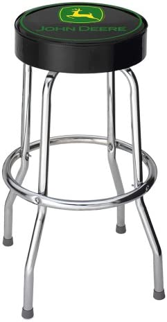 International Concepts 30-Inch Scooped Seat Stool, Unfinished