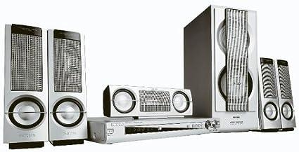 Philips LX700/25S sistema de cine en casa 5.1 canales 300 W Plata ...