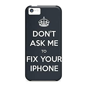 New Arrival Dont Ask Me To Fix Your Iphone NAn8114yMwU Cases Covers/ 5c Iphone Cases