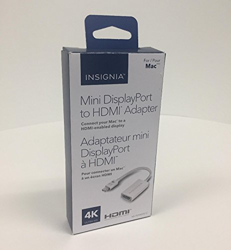 display port to hdmi insignia - 7
