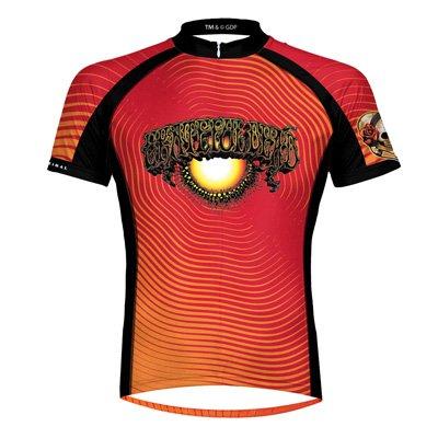 40a6b7a31 Amazon.com   Primal Grateful Dead AOXOMOXOA Cycling Jersey Wear ...