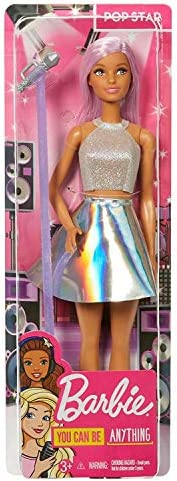 Barbie Career Doll  Pop Star Doll