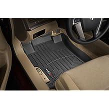 WeatherTech Custom Fit Front FloorLiner for Honda CR-V, Black