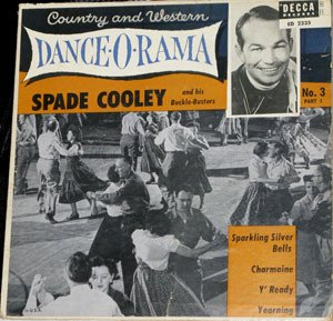 Country And Western Dance-O-Rama - No. 3, Part 1 Vinyl, 7
