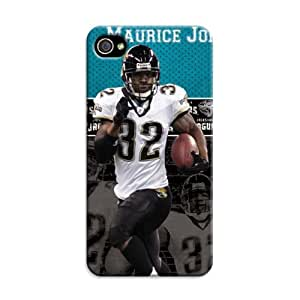 ArtPopTart Iphone 4/4s Protective Case,Fashion Popular Jacksonville Jaguars Designed Iphone 4/4s Hard Case/Nfl Hard Case Cover Skin for Iphone 4/4s