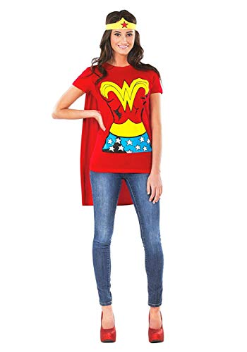 Wonder Woman T-Shirt Costume 2X
