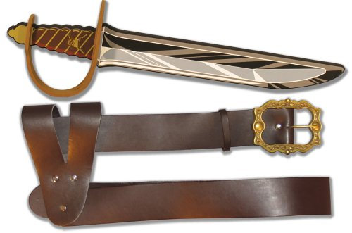 Will Turner's Battling Cutlass with Bandolier -