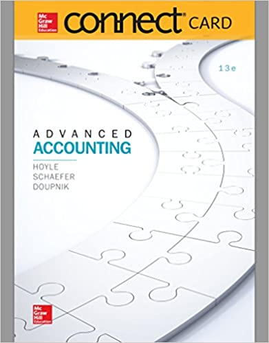 Amazon connect access card for advanced accounting connect access card for advanced accounting 13th edition fandeluxe Gallery