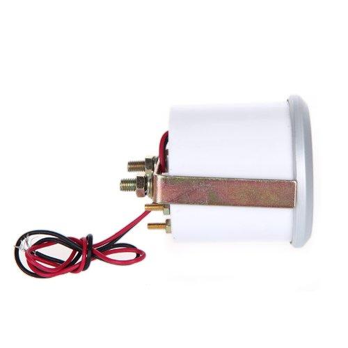 LED blu KKmoon misuratore Voltmetro per Auto Auto Car 2 8 mm 52 16 V.
