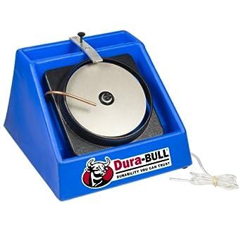 "Dura-Bull 204120 ABS Plastic 6"" Slant Cabber Lap System, 14"" Width x 10"" Height x 15-1/2"" Depth, 115V"