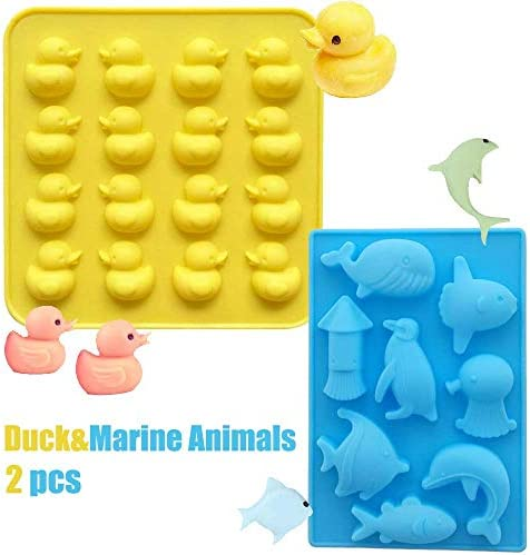 Non stick Animals Silicone Chocolate Cupcake product image