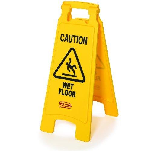 Floor Sign -
