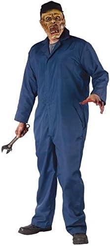 Zombie mecánicos Halloween Disfraz Azul: Amazon.es: Juguetes y juegos