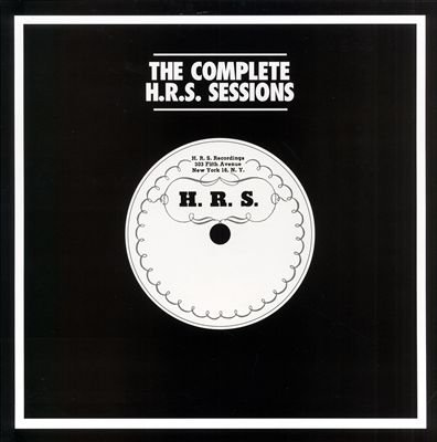 The Complete H.R.S. Sessions - Box Mosaic Set
