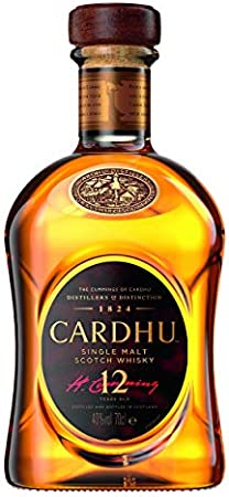 Cardhu 12 años/años, 2 unidades, Single Malt, Whisky, escocés, alcohol, bebidas de alcohol de alcohol, botella, 40 %, 700 ml, 715237