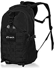 Vbiger Military Tactical Backpack 35L-45L Camping Backpack for Outdoor Travelling Hiking and Mountain Climbing