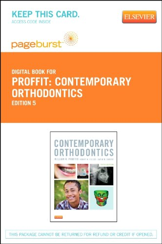 Contemporary Orthodontics - Elsevier eBook on VitalSource (Retail Access Card)