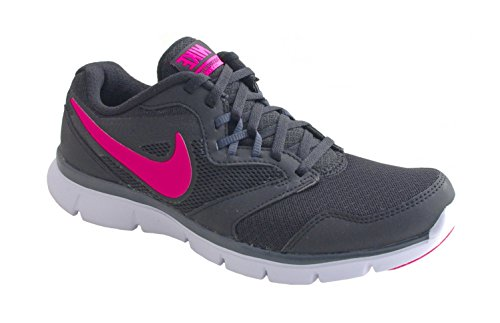 3 Flx Black Shoes Pink Nike 3 Pink RN Size White 5 Running Experience Girls' 3 Msl 5HxxfwE