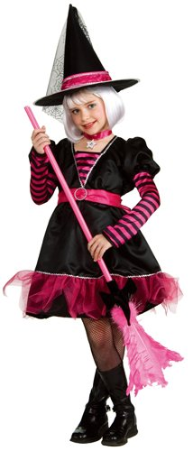Whimsical Witch Kids Costume ()