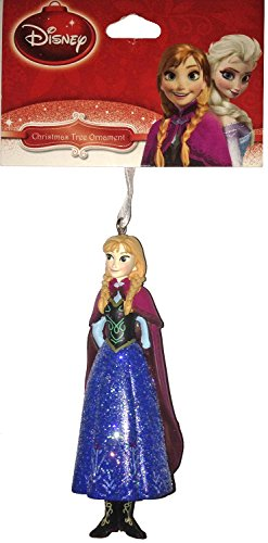 Anna 2014 Christmas Heirloom Ornament