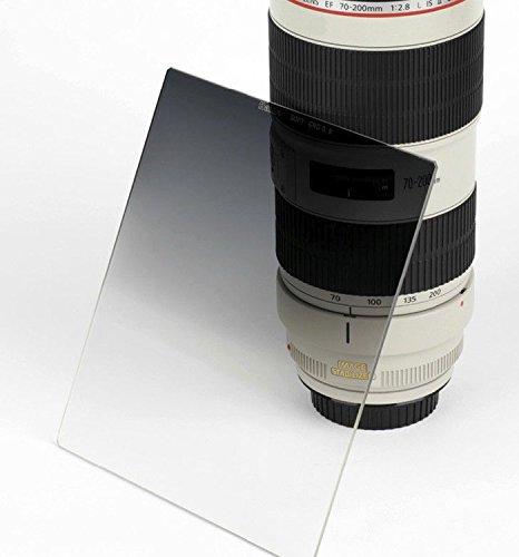 Haida NanoPro 150mm MC Graduated Neutral Density 0.9 Soft Edge (3-stop) ND Optical Glass Filter 150
