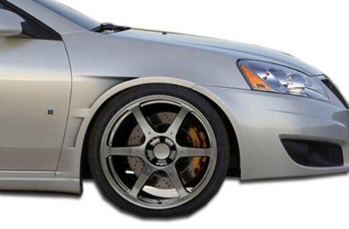 Concept Gt Duraflex Fenders (2005-2009 Pontiac G6 Duraflex GT Concept Fenders - 2 Piece)
