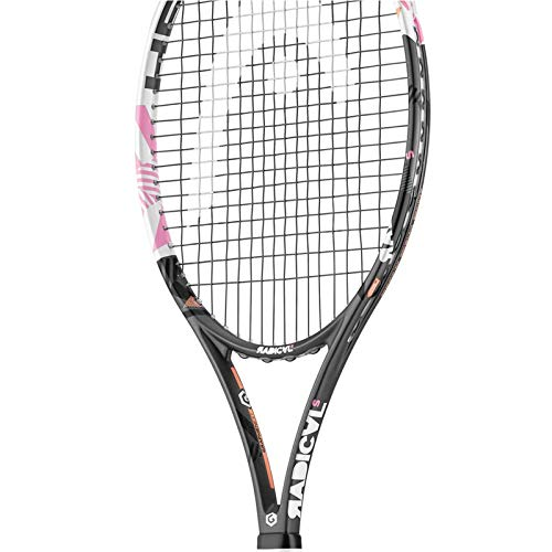 Head Graphene XT Radical S (Pink) Tennis Racquet (4-1/4)