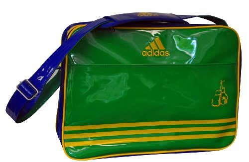 Unisex Bag adidas bleu Adult's Shoulder Vert dwxUqPtg