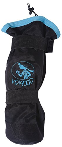 (VetGood Oversized Basic Waterproof & Breathable Dog Boot - to Cover Bandages, Splints and Casts (Small))