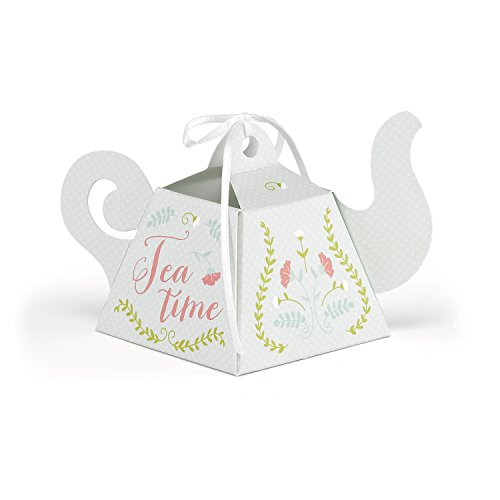 Tea Bag Bridal Shower Favors - 6