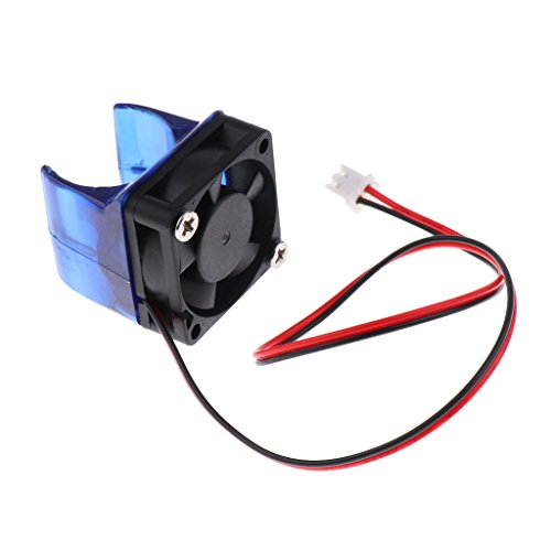 Jili Online 3D Printer Fan Blower Fan 24V DC 30mm x 30mm Cooling Fan 3D Printer Parts
