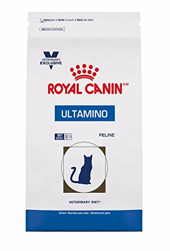 Royal Canin Veterinary Diet Feline Ultamino Dry Cat Food 5.5 lb by Royal Canin