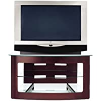 BDI Axis 8023 Three Shelf Flat Panel TV Stand